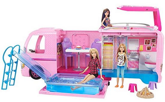 Acquista Barbie Camper dei Sogni con Piscina