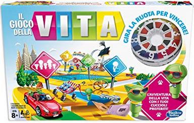 Acquista Hasbro Gaming, Il Gioco Della Vita Prezzo