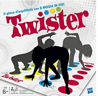 Hasbro Gaming - Twister Scatola 98831103