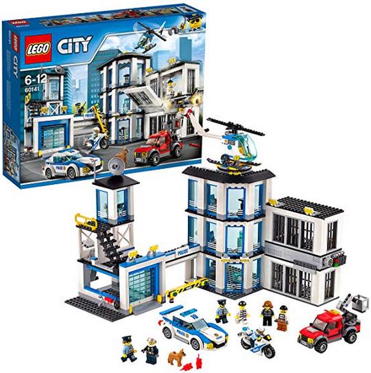 LEGO City - Stazione di Polizia, 60141